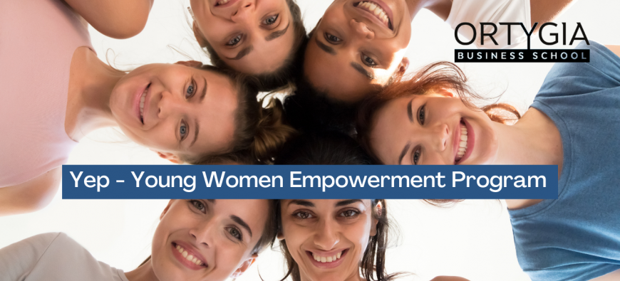YEP – Young women Empowerment Program