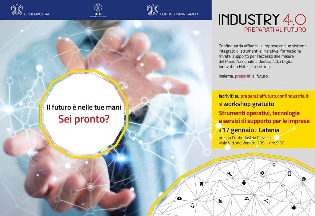 Industry 4.0: strumenti operativi, tecnologie e servizi di ...